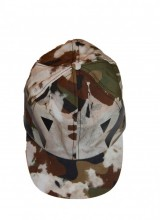 OFF-WHITE/CAP・CAMOUFLAGE