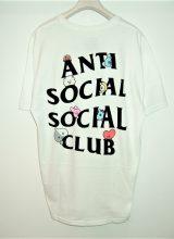 BT21×ANTI SOCIAL SOCIAL CLUB/Tシャツ