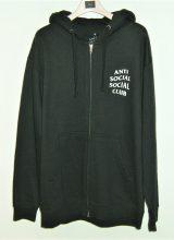 ANTI SOCIAL SOCIAL CLUB/ZIPパーカー