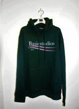 BASIC STUDIOS/パーカー