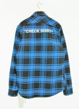 OFF-WHITE/チェックシャツ