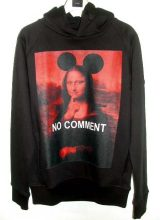 NO COMMENT PARIS / MONA LISA MICKEY RED