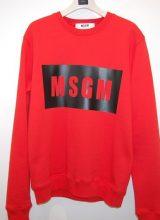 MSGM/トレーナー