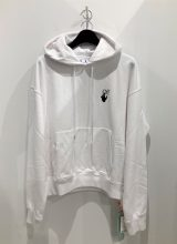 OFF-WHITE PASCAL ARROW  OVER HOODIE