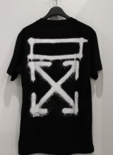 OFF-WHITE  SPRAY MARKER  SLIM Tシャツ