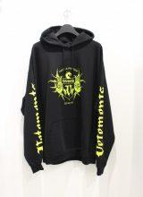 VETEMENTS  Black Label  Logo Hoodie