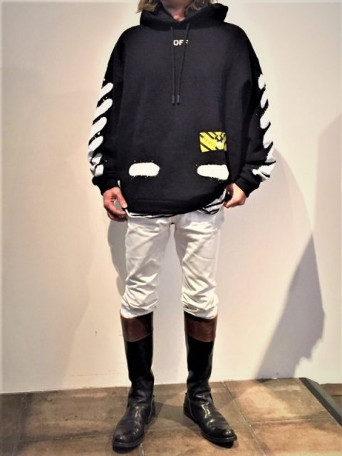 OFF-WHITE 2017SS入荷!!!