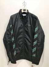 off-white 2020 F/W DIAG NYLON JACKET