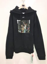 OFF-WHITE PASCAL HOODIE
