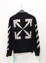 OFF-WHITE ARROW ニット