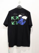 OFF-WHITE PEACE OVER Tシャツ