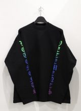 VETEMENTS  DEGRADE ロンT